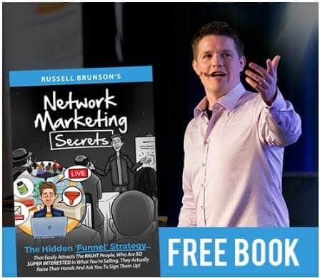 network marketing secrets, network marketing secrets russell brunson, network marketing funnel, starting a network marketing business, network marketing secrets review, clickfunnels free book