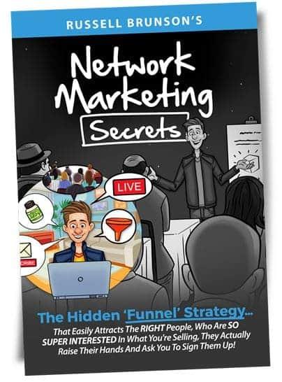 network marketing secrets, best network marketing books, network marketing training