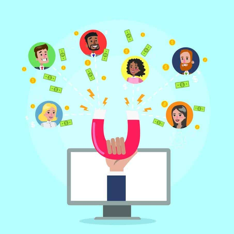 earn commisions with marketing sales funnels