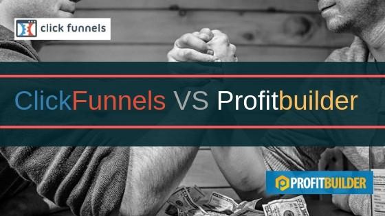clickfunnels vs profitbuilder