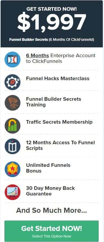 Clickfunnels Cost Per Month And Discounts 2