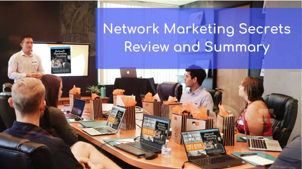 network marketing secrets, best network marketing book, network marketing training