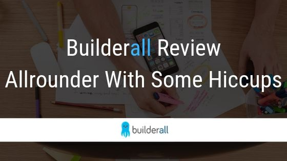 Builderall Review – Allrounder With Little Hiccups