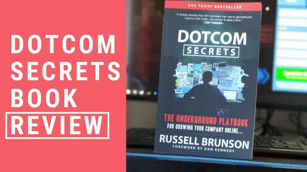 Dotcom Secrets Book review, dotcom secrets review