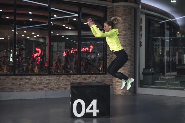 gym jump box