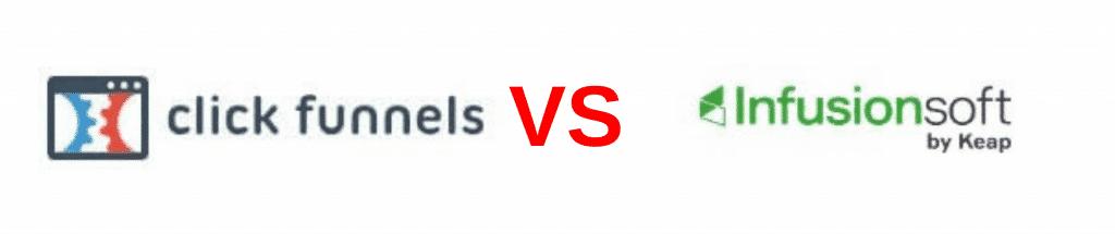 infusionsoft vs clickfunnels