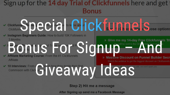 Some Known Details About Clickfunnels Bonus