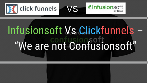 Clickfunnels Vs Infusionsoft Fundamentals Explained