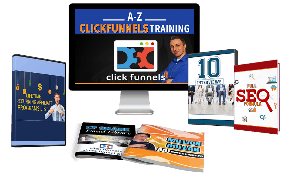 Your Clickfunnels 14-Day Trial Bonus 1