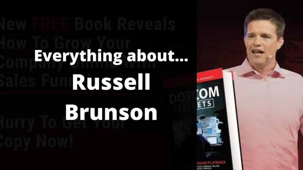 Russell Brunson net worth featured image
