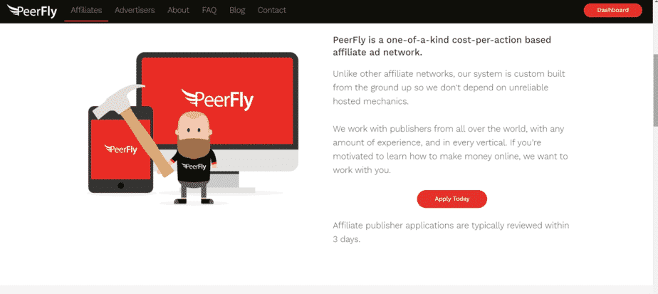 peerfly overview