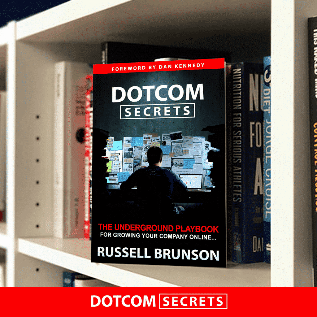 dot com secrets book image