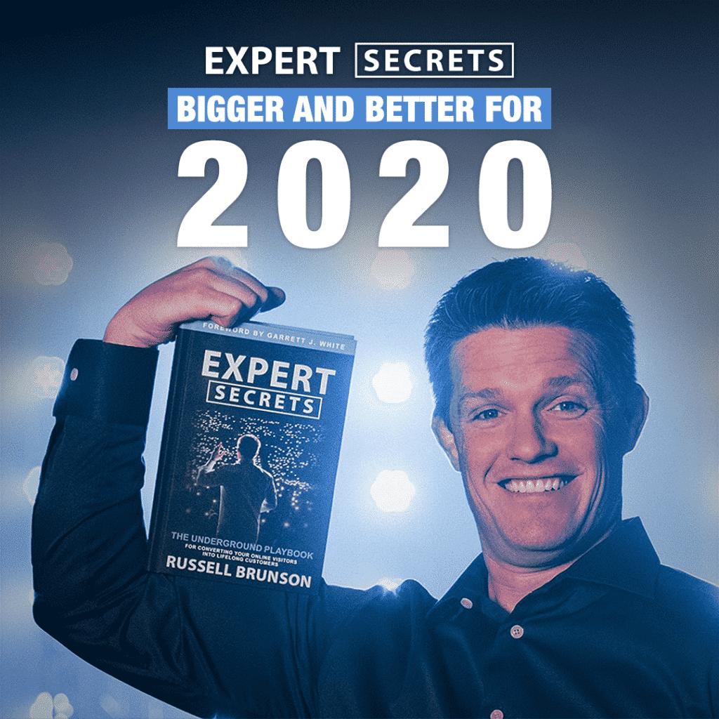 expert secrets russell brunson flex