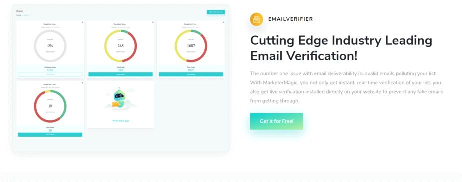marketermagic emailverifier