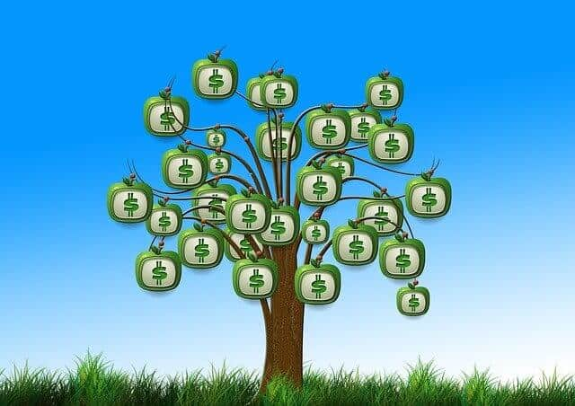 ecom cash code tree growing money