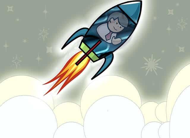 launch jacking rocket