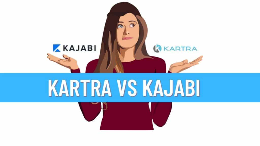 Kartra vs Kajabi featured image