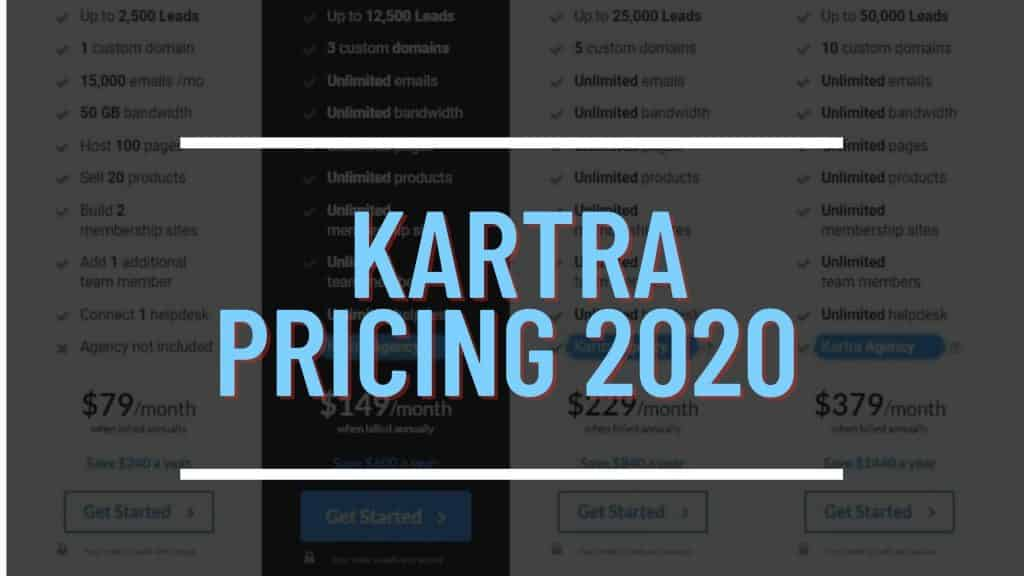 kartra pricing blog featured image