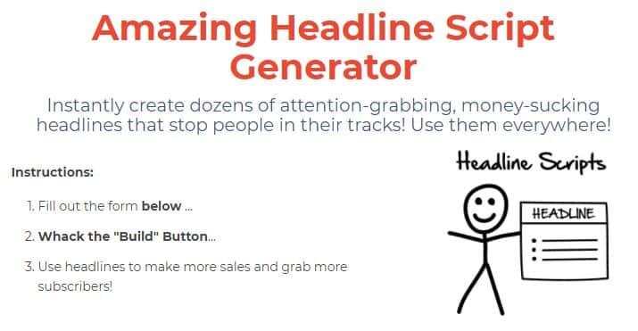 headline generator