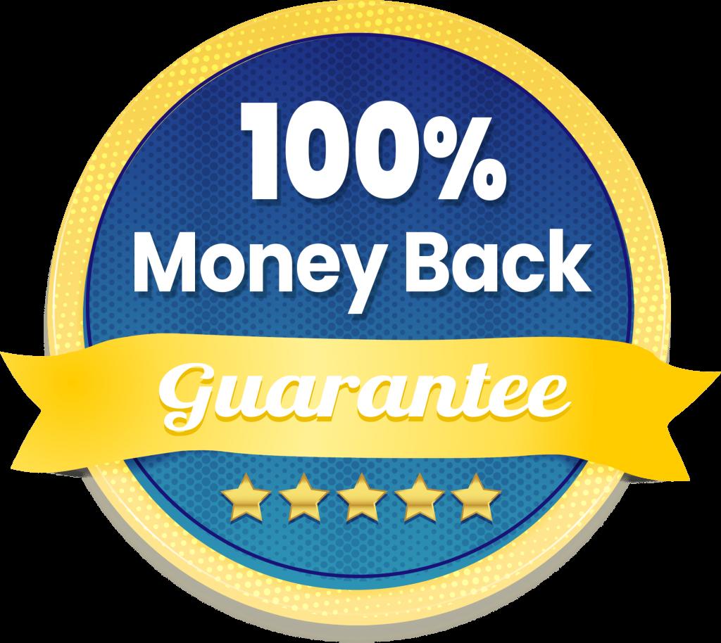 money back guarantee batch