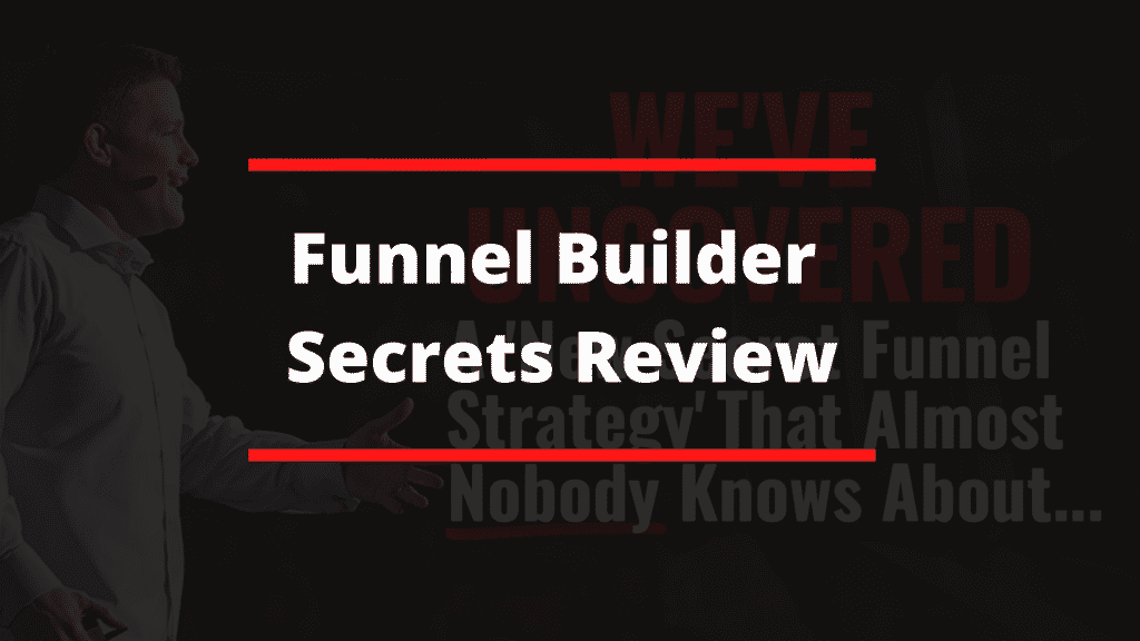 funnel builder secrets review blog featured image