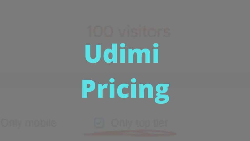 Udimi Pricing featured image