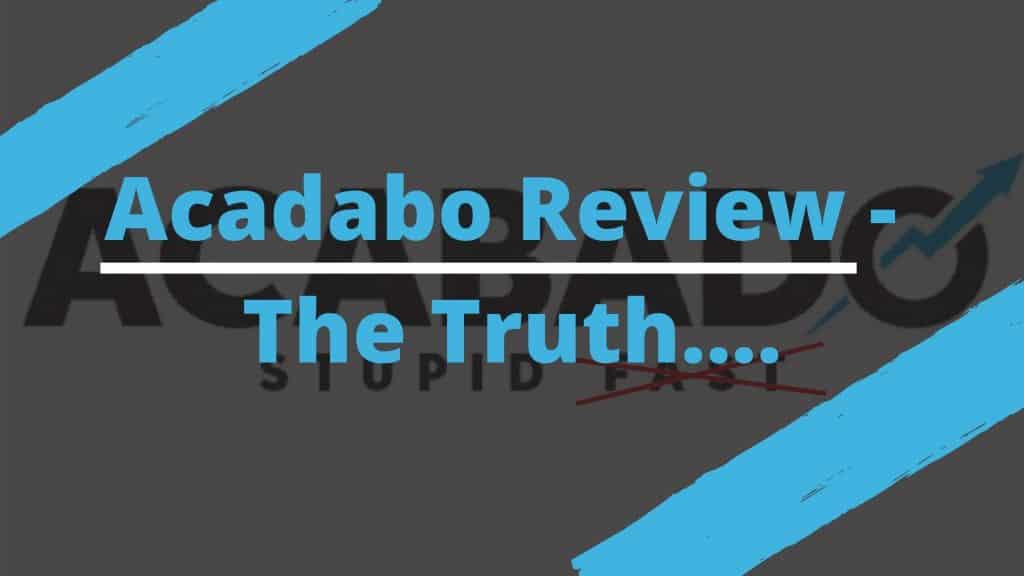 acabado theme review featured image