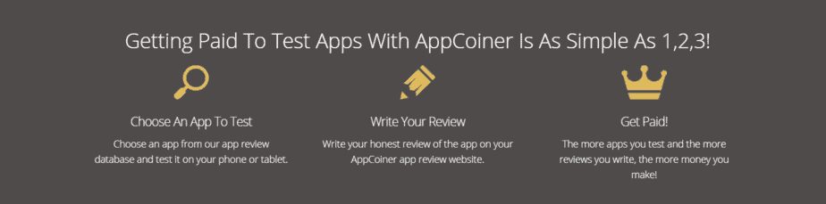app coiner overview
