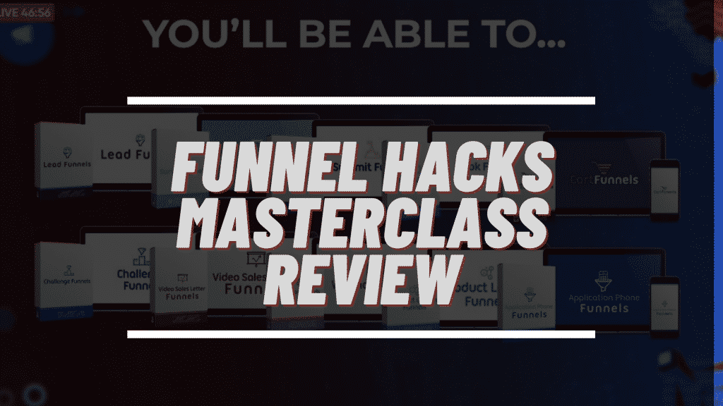funnel hacks masterclass review blog banner
