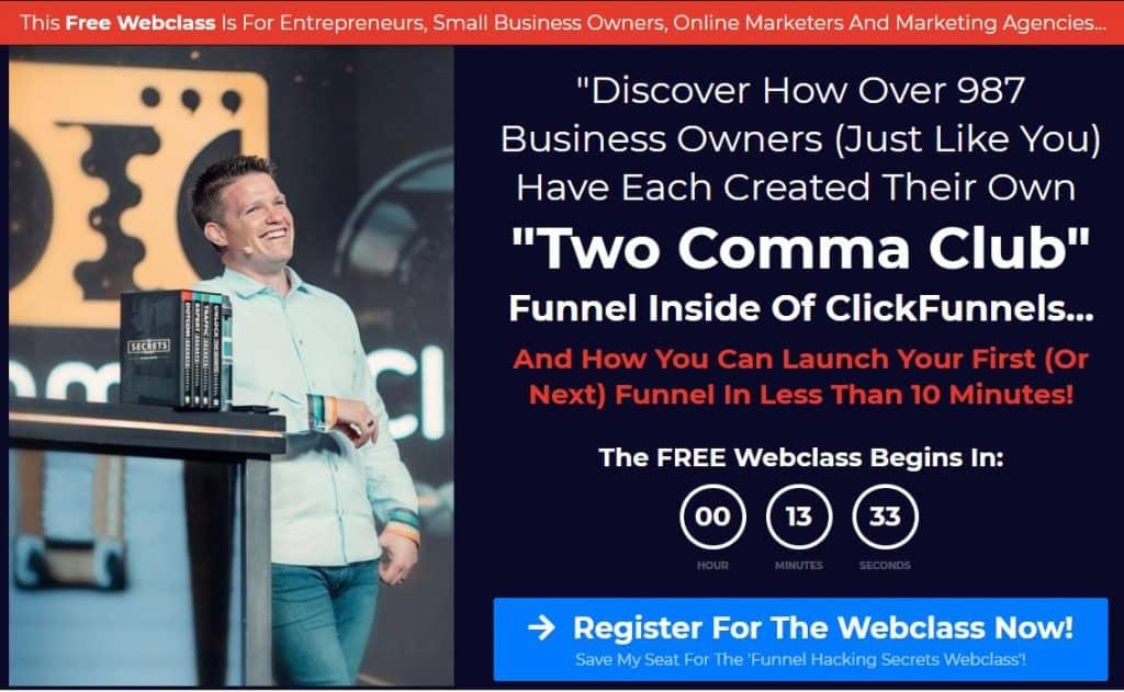 funnel hacks webinar